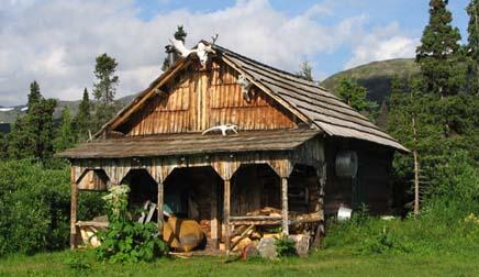 Chugach cabins